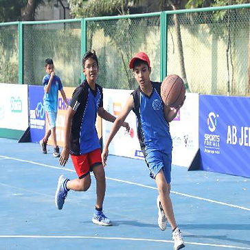Sreenidhi Sports Academy - Basketball Training