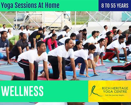 Rich Heritage Yoga Centre