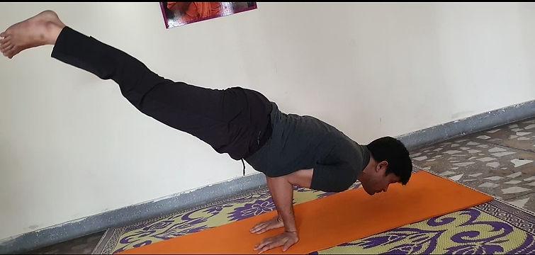 Poornaprem Yoga