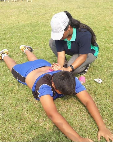 Continuum: Physiotherapy & Rehab