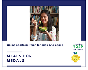 Meals For Medals