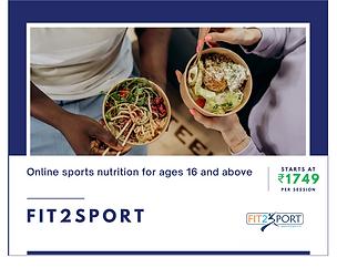 Fit2Sport Nutrition