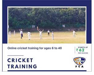 Fallah Cricket Academy