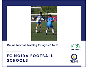 FC Noida Football Schools
