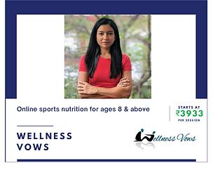 Wellness Vows