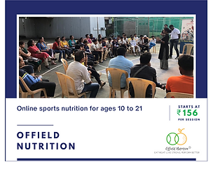 Offield Nutrition