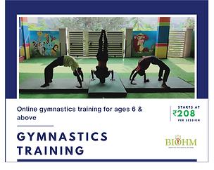 Biohm Gymnastics