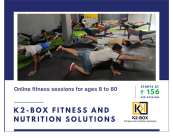 K-2 Box Fitness and Nutrition Solutions.