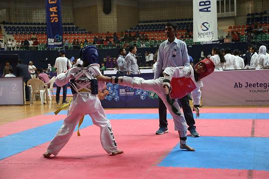 SaJa Taekwondo Academy