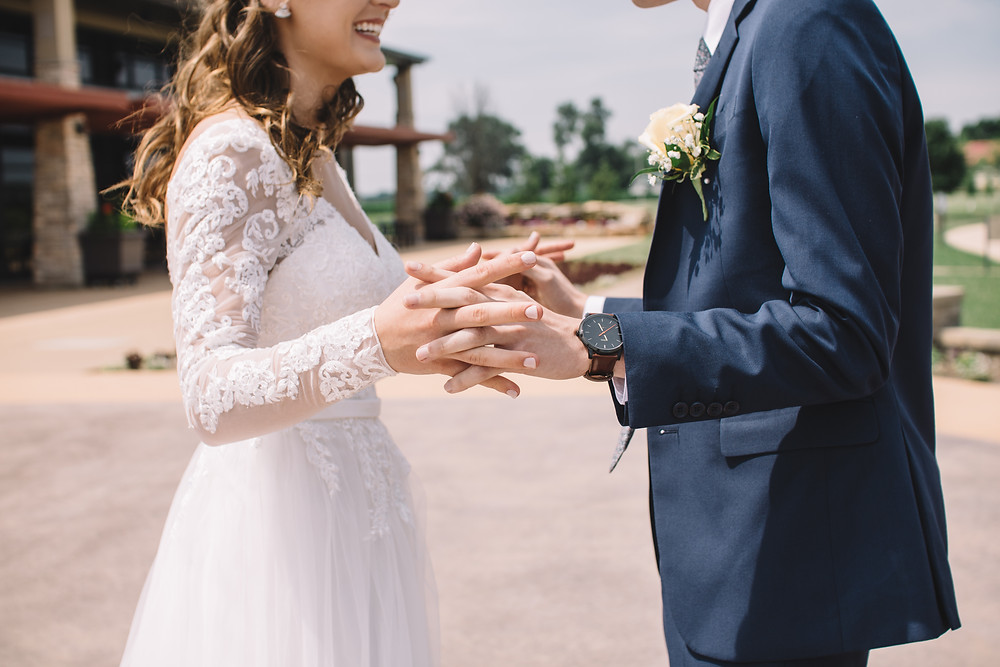 Springfield, Lincoln, IL, Illinois, Sherman, Chatham, Erin's Pavilion, Central Illinois, Wedding Day, Bloomington, Wedding, Photography, Photographer, Lifestyle, Affordable, Cheap, Peoria, Normal, Midwest, Long Sleeve, Wedding Dress, First Look, Summer Wedding, June