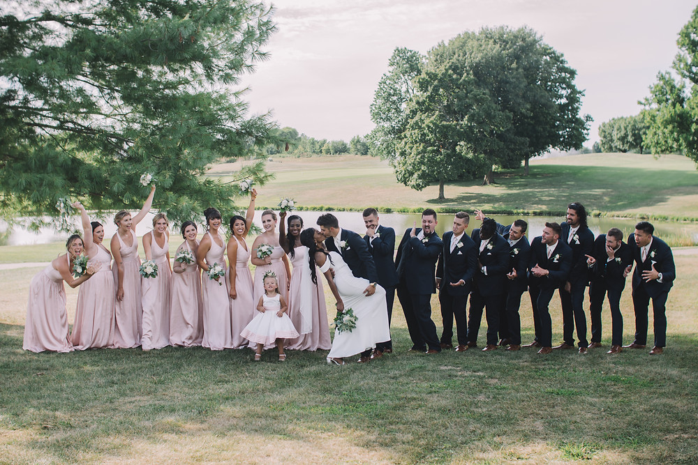 Wedding Photography | Bride and Groom | Springfield | Wedding Ring | Illinois | IL | Lincoln | Soul Focus | Piper Glen Golf Course