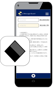掲示板アプリ