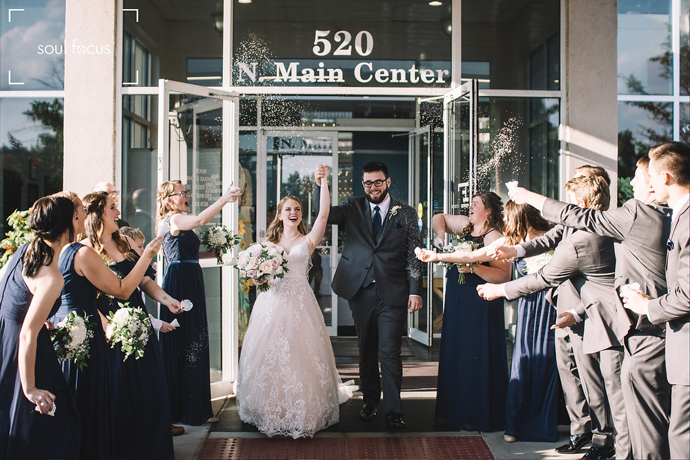 Wedding Photography | Final Exit | St. Charles | Bride | Missouri | MO | Lincoln | Soul Focus | Foundry Art Centre