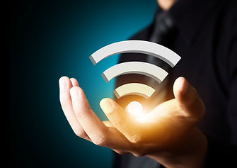 Internet technology and networking conce