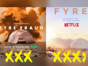 FYRE [TWO IN ONE REVIEW]
