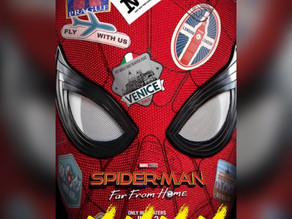 Spider-Man: Far From Home [REVIEW]
