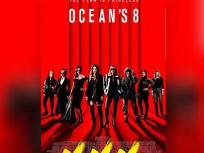 OCEAN'S 8 [REVIEW]