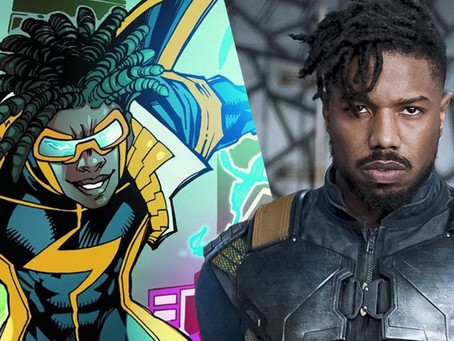Michael B. Jordan Is Set To Produce The Upcoming Static Shock Film.