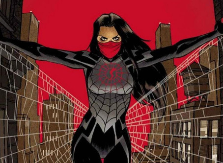 "A live-action Marvel  ""Silk"" TV series is in the works at Sony Pictures Television!"