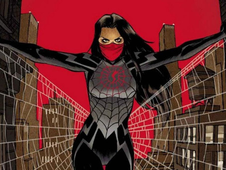 """A live-action Marvel  """"Silk"""" TV series is in the works at Sony Pictures Television!"""