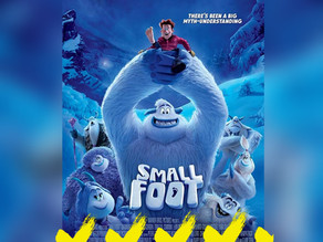 SMALL FOOT [REVIEW]