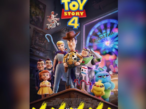 Toy Story 4 [REVIEW]