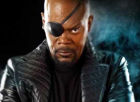 Nick Fury is getting his own Disney+ series starting Samuel L. Jackson!
