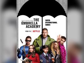 THE UMBRELLA ACADEMY  [REVIEW]