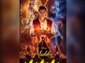 DISNEY'S ALADDIN [REVIEW]