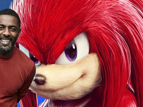 Idris Elba Takes To Instagram To Announce His Casting As Knuckles In Upcoming Sonic The Hedgehog 2!