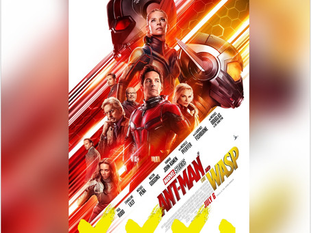ANT-MAN & THE WASP [REVIEW]