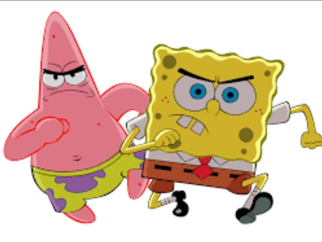 NEW SPONGEBOB SQUARE PANTS MOVIE TO BE AN ORIGIN STORY!