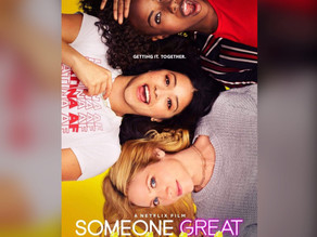 SOMEONE GREAT [REVIEW]