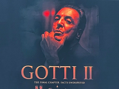 """Armand Assante To Return As """"Gotti"""" In Unexpected Sequel To 1996 Award Winning Film!"""