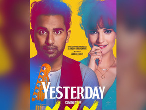 Yesterday [REVIEW]