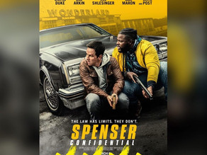 Spenser: Confidential [Review]