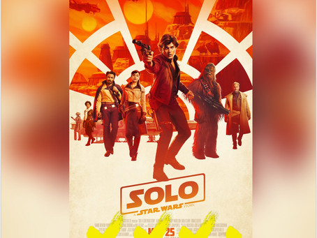 SOLO: A STAR WARS STORY [REVIEW]