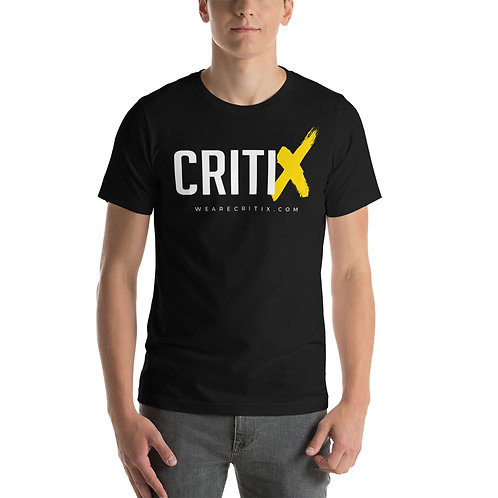 """Everyone's A Critic"" CritiX Unisex T-Shirt"