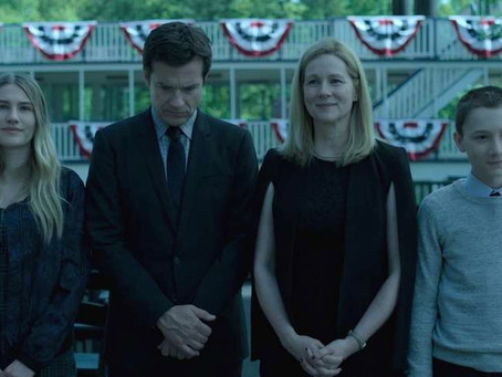 OZARK RENEWED BY NETFLIX FOR SEASON 3!