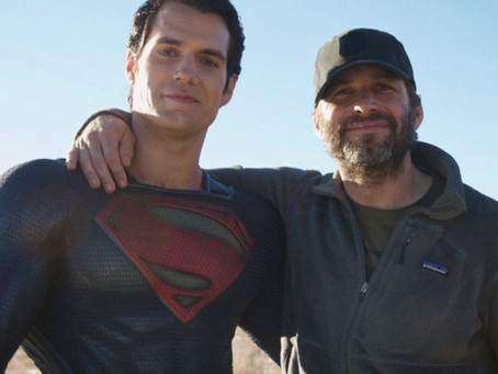 "Henry Cavil says he will NOT be shooting any new footage for ""The Snyder Cut"" Justice League film."
