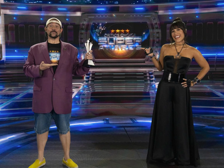 CW To Air The First Annual 'Critics Choice Super Awards' Hosted by Kevin Smith & Dani Fernandez!