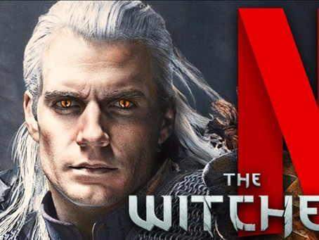 FIRST TEASER AND LOOK OF HENRY CAVILL AS 'THE WITCHER' IS HERE!