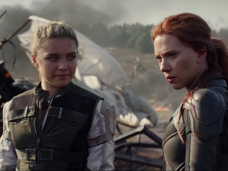 'Black Widow' release postponed due to COVID-19 Pandemic!