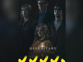 HEREDITARY [REVIEW]