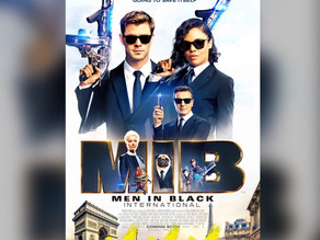 Men In Black: International [REVIEW]