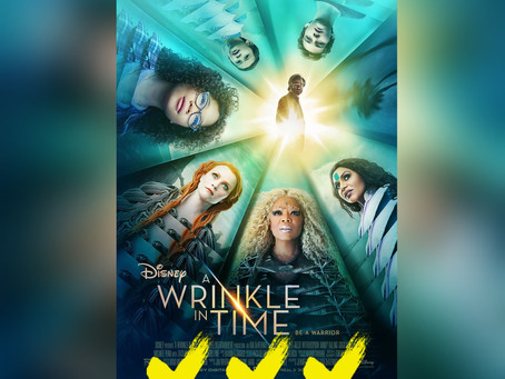 A WRINKLE IN TIME [REVIEW]