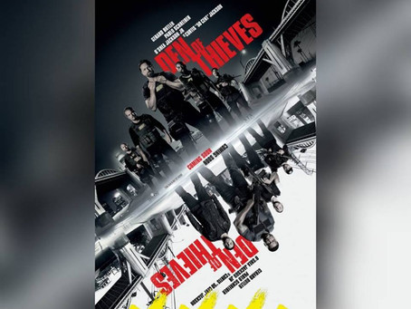 DEN OF THIEVES [REVIEW]