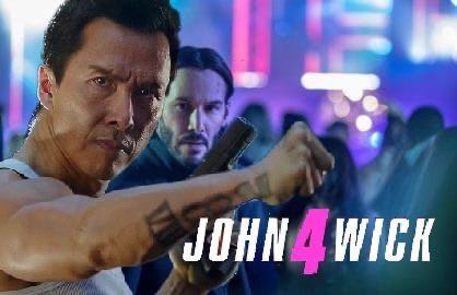 John Wick 4 adds Donnie Yen alongside Keanu Reeves!