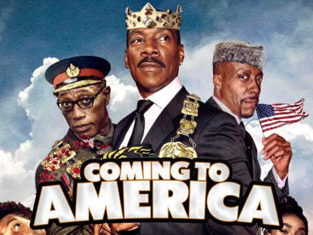 """Paramont said to have sold """"Coming To America 2"""" to Amazon Studios for a streaming premiere!"""