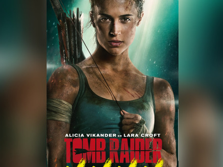 TOMB RAIDER [REVIEW]